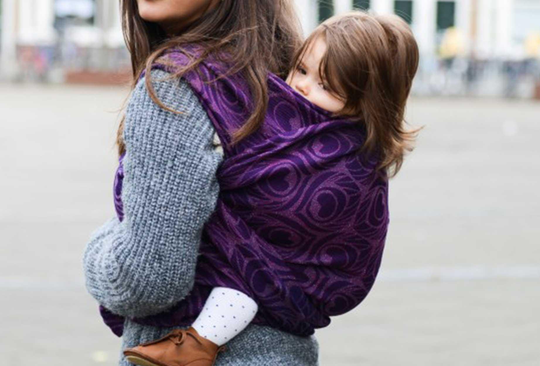 Baby Wearing (portare i bimbi con fasce o altri supporti)